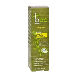 Boo bamboo antiage face lotion for smooth skin - 5.07 oz