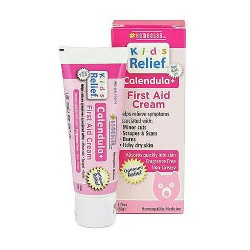 Homeolab USA Kids Relief Calendula Plus First Aid Cream - 1.76 oz