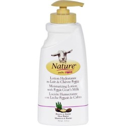 Natures goats milk lotion shea butter - 11.8 oz