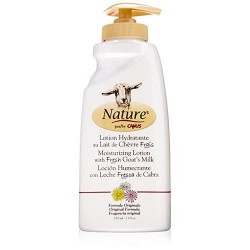 Nature by canus moisturizing lotion original - 11.8 oz