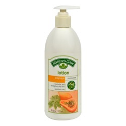 Natures gate vegan lotion papaya - 18 oz