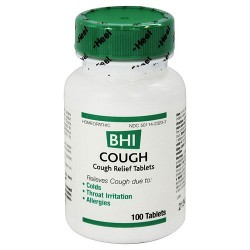 Heel BHI Cough homeopathic tablets - 100 ea