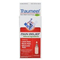 Traumeel oral drops liquid for muscular pain by heel - 50 ml
