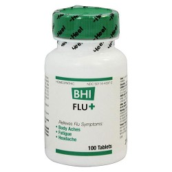 Heel Flu + Cough and Cold Tablets - 100 ea