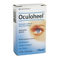 Heel Oculoheel homeopathic pure eye drops - 0.45 ml