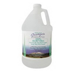 George's Aloe Vera Supplement - 128 ea