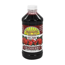 Dynamic Health 100% pure cranberry juice concentrate, 16 oz