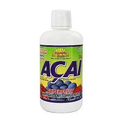 Dynamic Health Acai juice blend plus super fruit antioxidant, 32 oz