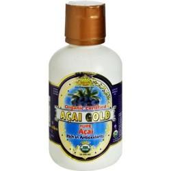 Dynamic health organic acai gold - 16 oz