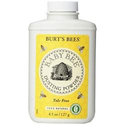 Burt's bees baby natural dusting powder, talc-free baby powder - 3 ea