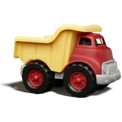 Green toys the original dump truck ages 1+