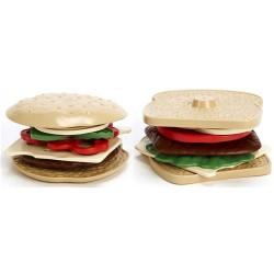 Green toys sandwich shop ages 2+