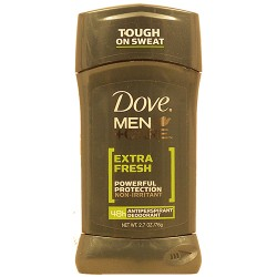 Dove men and care extra fresh antiperspirant deodorant stick - 3 ea