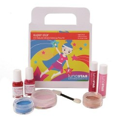 Luna star play makeup,super star - 1 kit