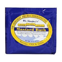 Dr.Singhas Natural Therapeutics Mustard Bath - 2 oz