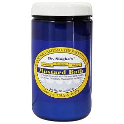 Dr.Singhas natural therapeutics mustard bath - 32 oz