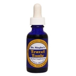 Dr singha's herbal supplement travel tonic - 1 ea