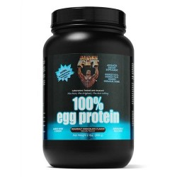 Healthy N Fit 100percent egg protein container strawberry - 2 lb