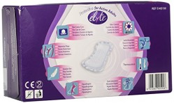 Elyte light cotton incontinence pads mini - 20 ea