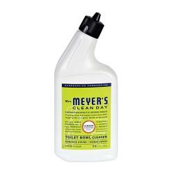Mrs. Meyers toilet bowl cleaner lemon vrbn - 24 oz
