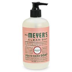 Mrs. Meyers clean day liquid hand soap geranium- 12.5 oz