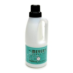Mrs. Meyers clean day fabric softener basil- 32 oz