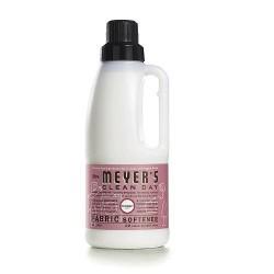 Mrs.Meyers clean day fabric softener, rosemary  -  32 Oz