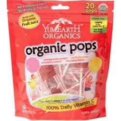 Yumearth organics gummy bears  -  4.2 oz ,12 pack