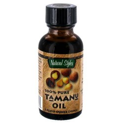 Natural styles 100% pure tamanu oil for fading away skin scars - 1 oz