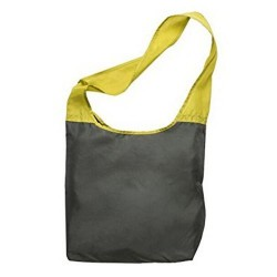 Blueavocado hip pod reusable shopping bag, slate gray  -  1 ea