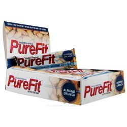 Purefit all-natural nutrition bar almond crunch - 2 oz.