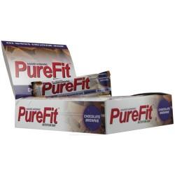 Purefit all-natural nutrition bar chocolate brownie - 2 oz.