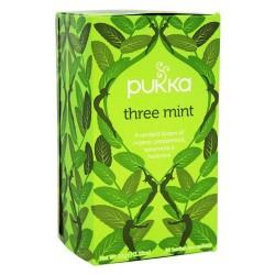 Pukka herbs - organic herbal teathree mint- 20 tea bags