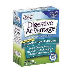 Digestive advantage intensive bowel support capsules - 32 ea