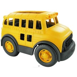 Green toys school bus ages 1+