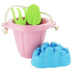 Green toys sand play set 18 months+ pink