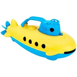 Green toys my first submarine 6 months+ blue