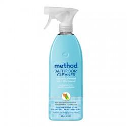 Method natural tub plus tile bathroom cleaner eucalyptus mint - 28 oz