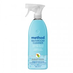 Method natural tub plus tile bathroom cleaner eucalyptus mint - 28 oz, 8pack