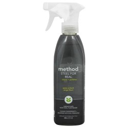 Method steel for real stainless steel polish - 12 oz bottle