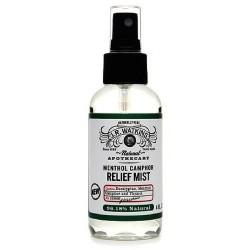 J R watkins natural apothecary menthol camphor relief mist - 4 oz