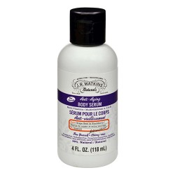 J R watkins naturals anti aging body serum with grape seed and blackberry - 4 oz