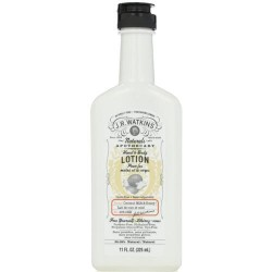 J R watkins natural apothecary hand and body lotion, coconut milk and honey - 11 oz