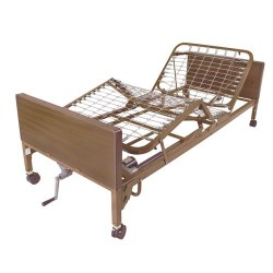 Drive medical semi electric hospital bed, frame only - 1 ea