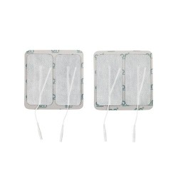 Drive Medical Oval Pre Gelled Electrodes for TENS Unit - 1 ea