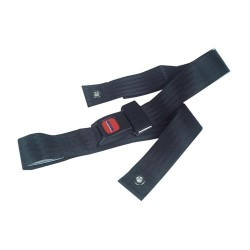 Drive Medical Wheelchair Seat Belt, Auto Style Closure, 48 inches - 1 ea