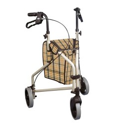 Drive Medical Winnie Lite Supreme 3 Wheel Walker Rollator - 1 ea