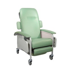 Drive Medical Clinical Care Geri Chair Recliner, Jade - 1 ea