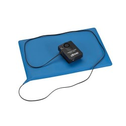 "Drive medical pressure sensitive bed chair patient alarm, 10"" x 15"" chair pad - 1 ea"