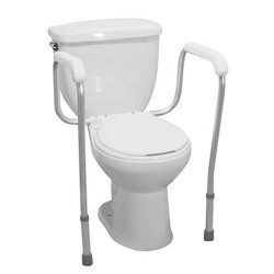 Drive Medical Toilet Safety Frame - 1 ea